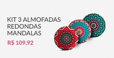 Almofadas Redondas