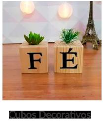 Cubos Decorativos