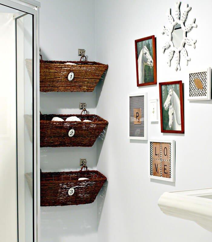 Quadros Parede Banheiro Decoração