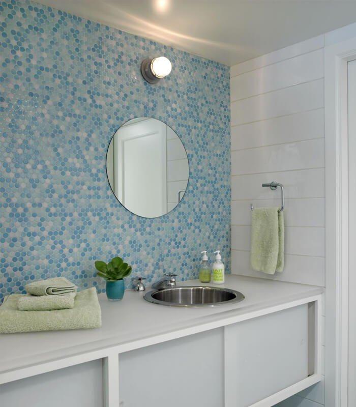 Ladrilhos Banheiro Decoração