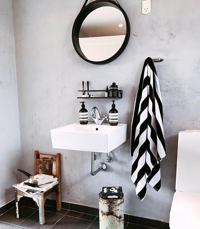 Banheiro Simples Decorado