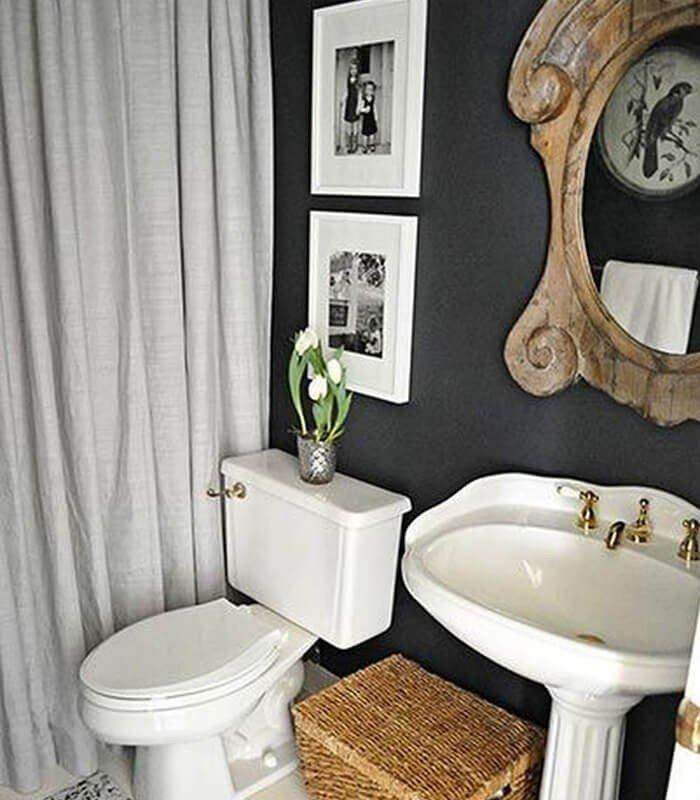Decoração Bonita Banheiro