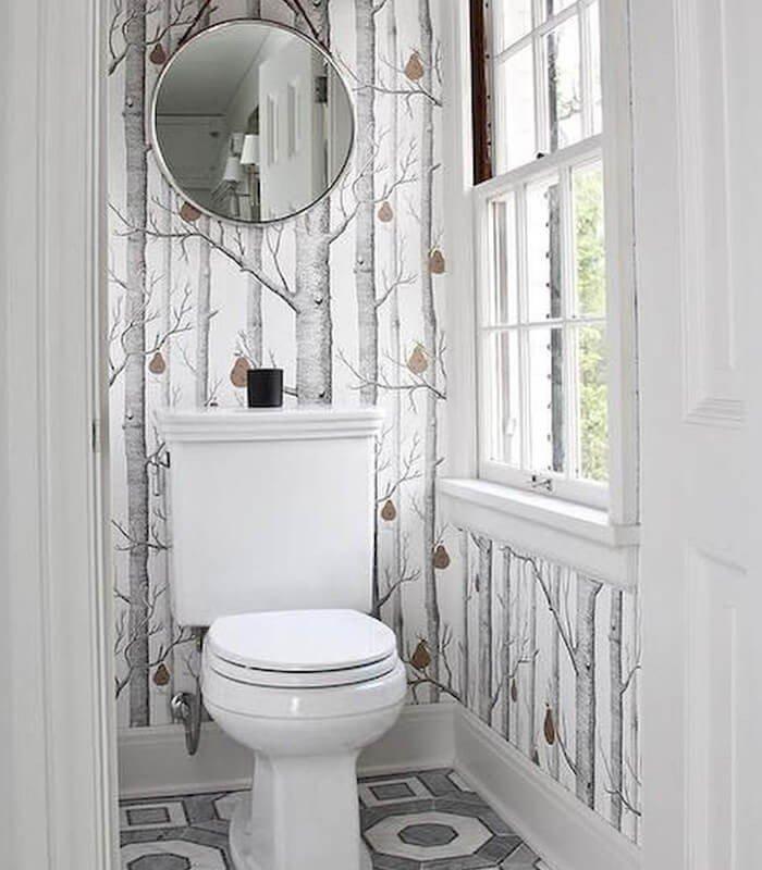 Espelho Decorativo para Banheiro