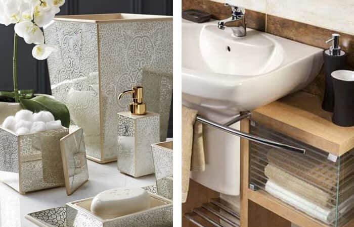Detalhes na Decoração Banheiro Pequeno