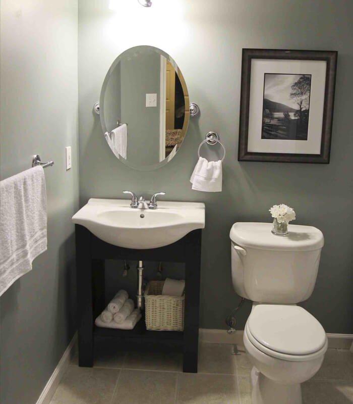 Decoração Banheiro Simples Elegante