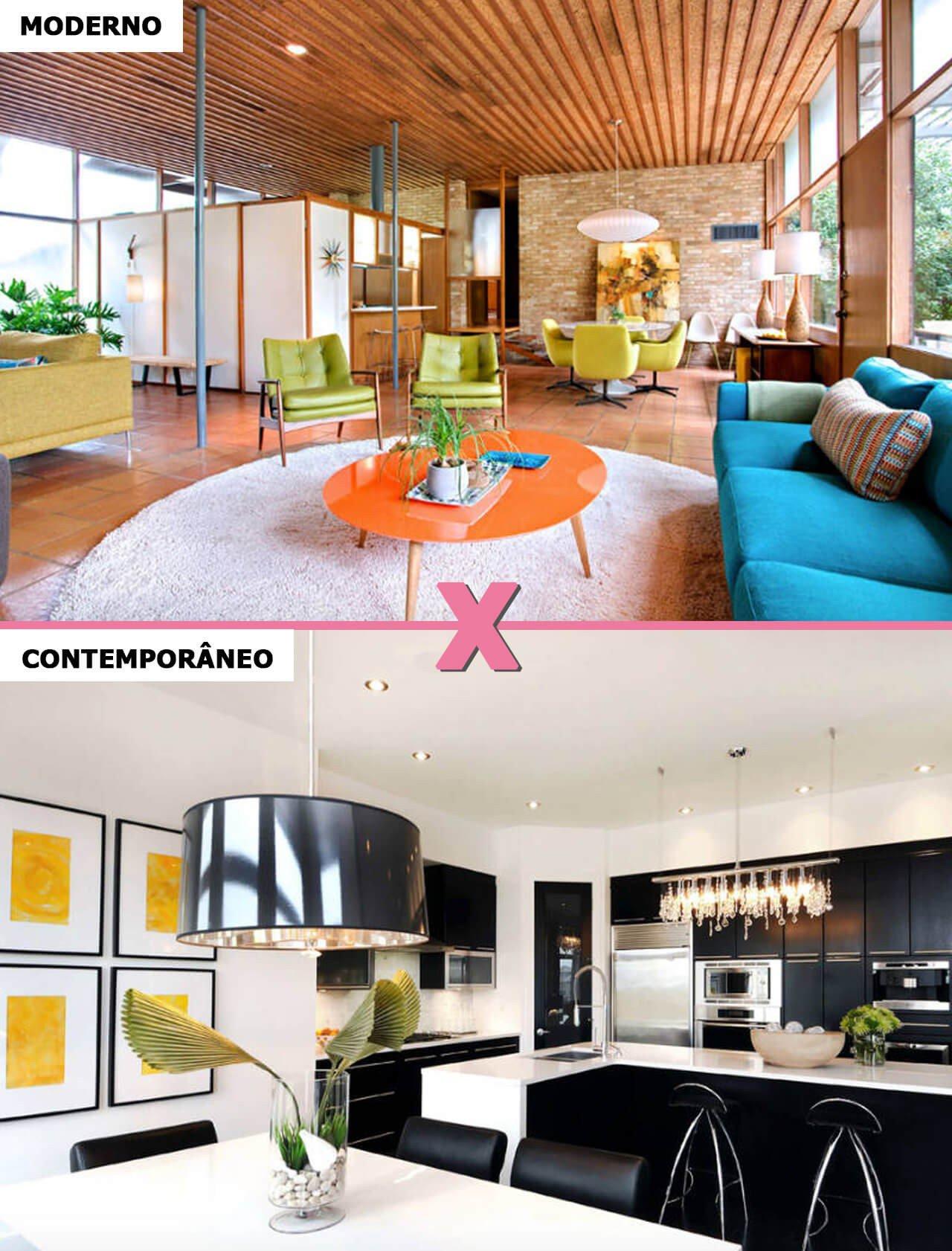 Cores Design Moderno Design Contemporâneo