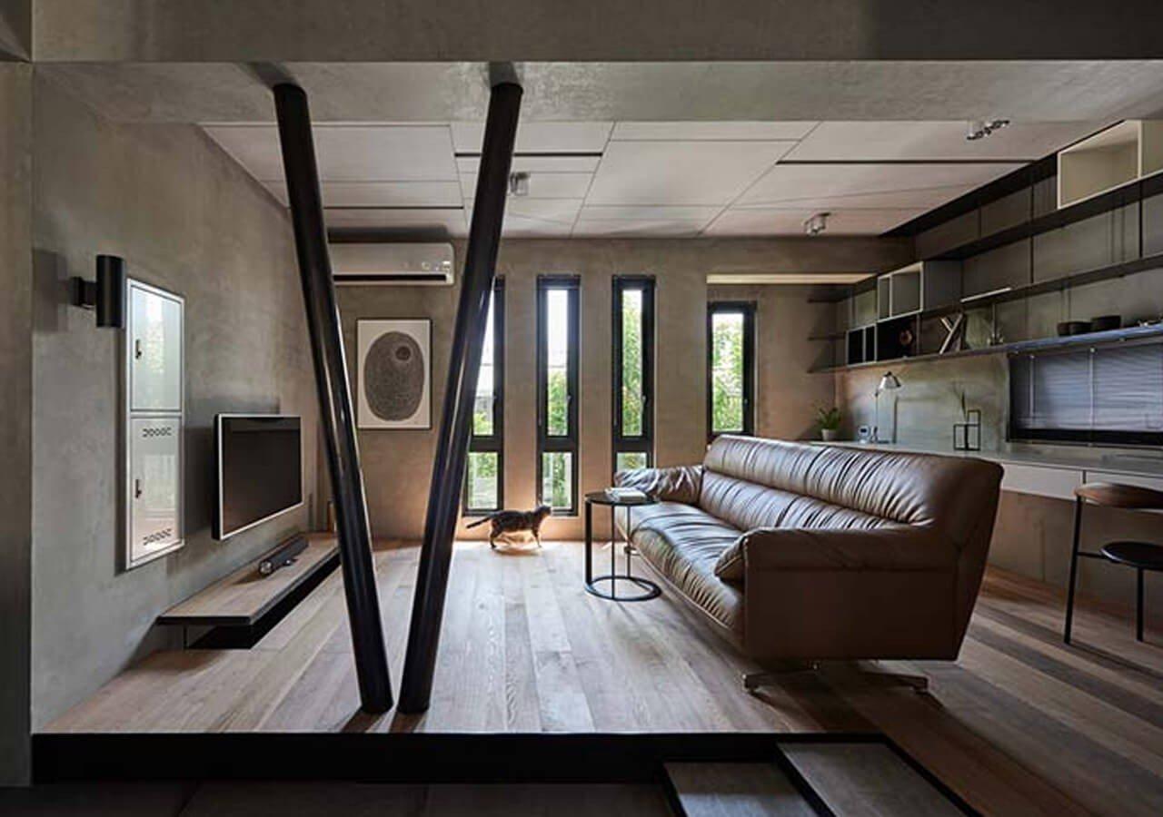 Sala Espaço Moderno