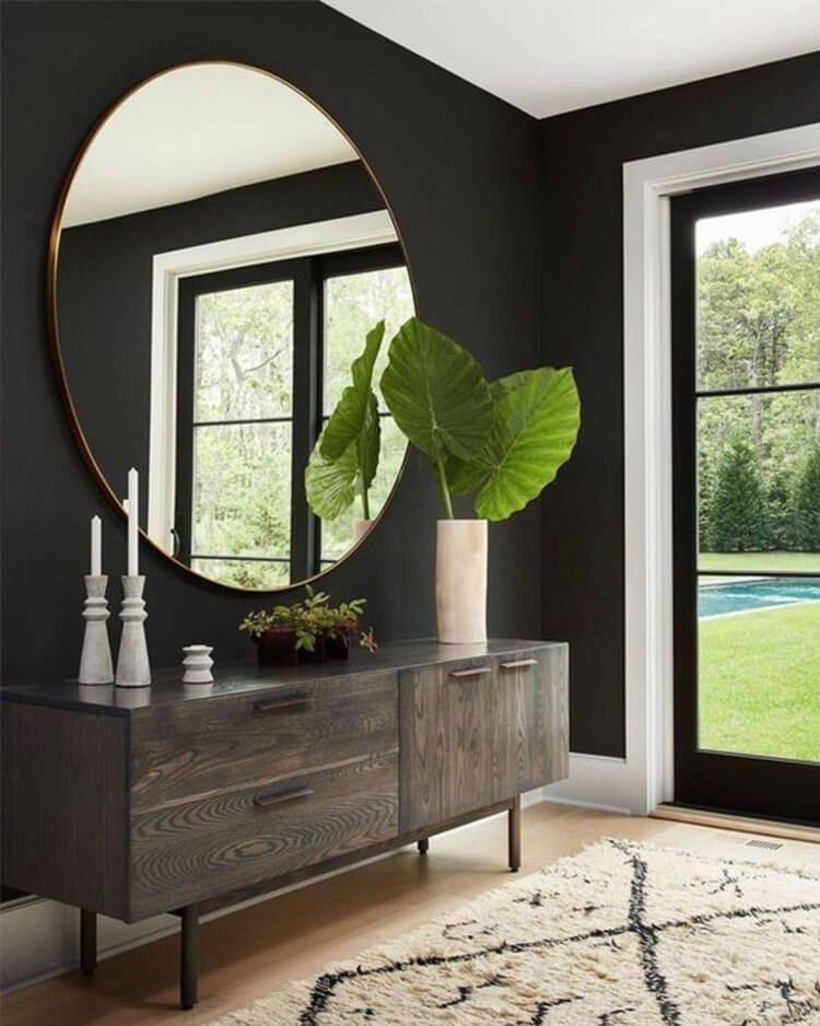 espelho decorativo elegante
