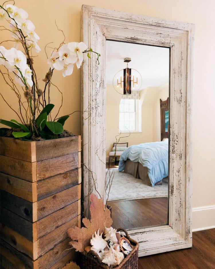 espelho decorativo reflexo