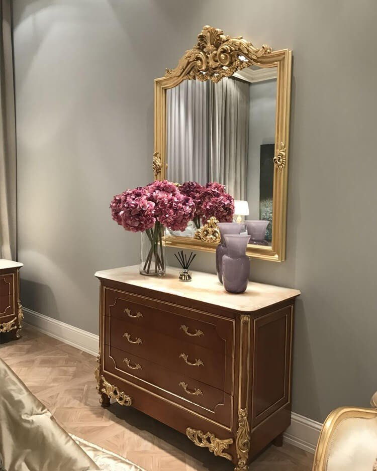 Espelho Moderno na Decoração
