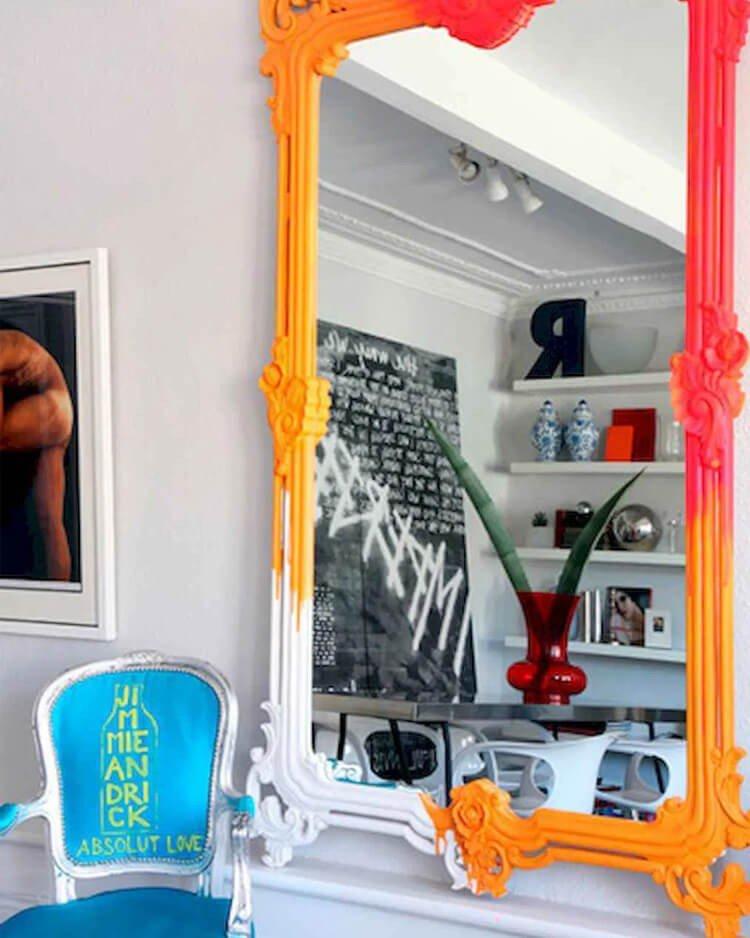 estilo espelho na decoracao