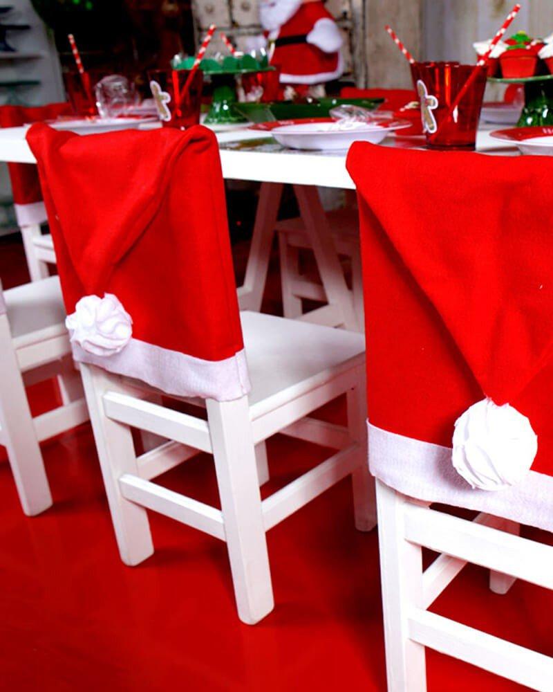 Enfeite Cadeira Natal