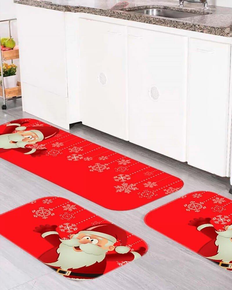 Tapete Cozinha Natal