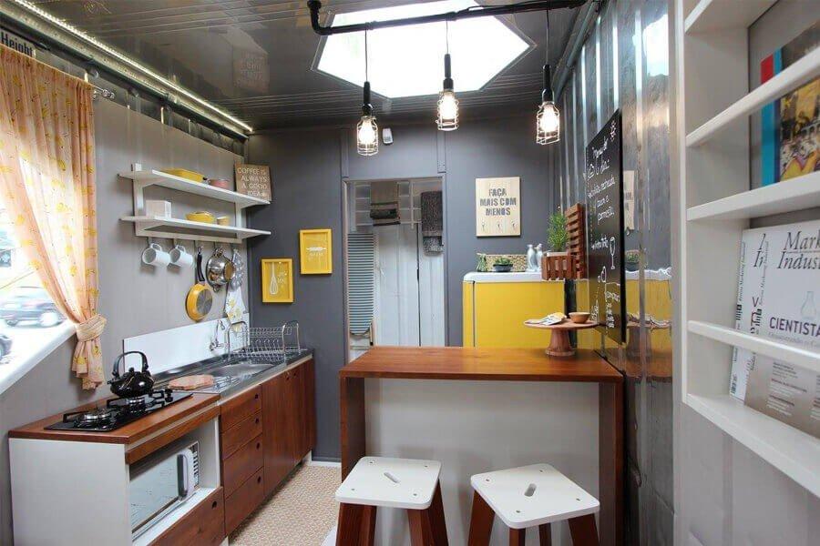 Cozinha Apartamento Pequeno