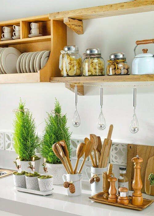 Decoração para Apartamento Pequeno Cozinha