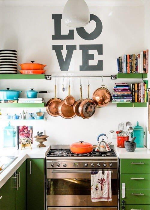 Decoração Apartamento Pequeno Cozinh