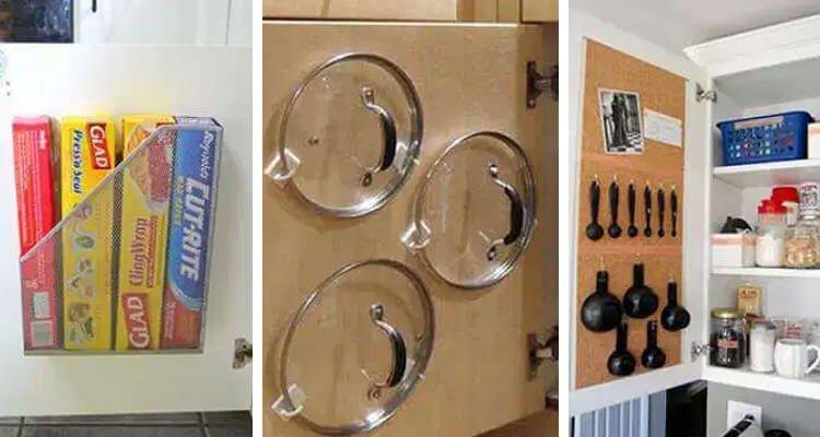 Apartamento Pequeno Decorado Cozinha