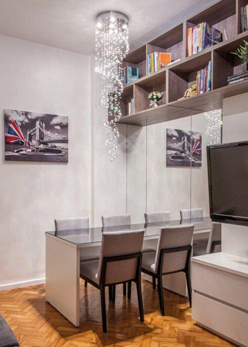 Mesa Cozinha Apartamento Pequeno