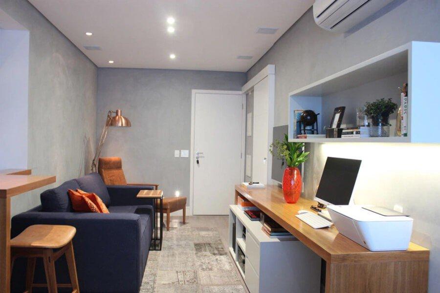 Decoração Apartamento Pequeno Sala
