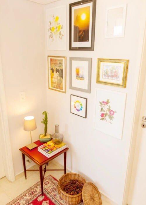 Decoração Apartamento Pequeno Canto Sala