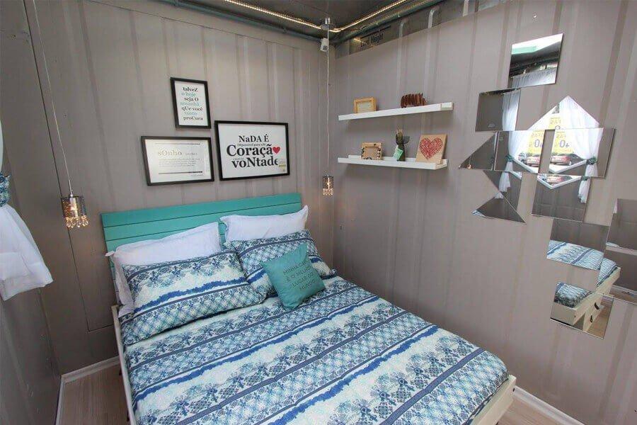 Apartamento Pequeno Quarto