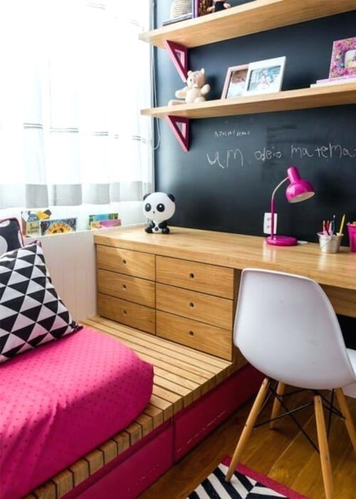 Quarto Crianças Apartamento Pequeno