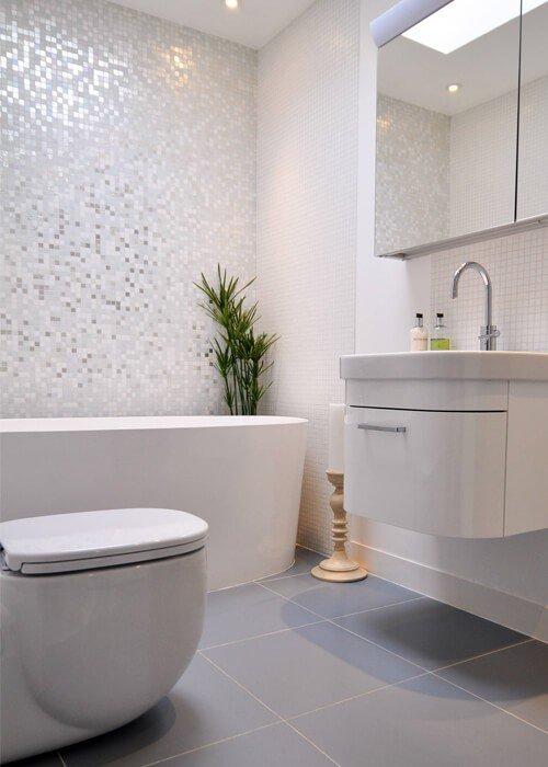 Decoração Apartamento Pequeno Banheiro