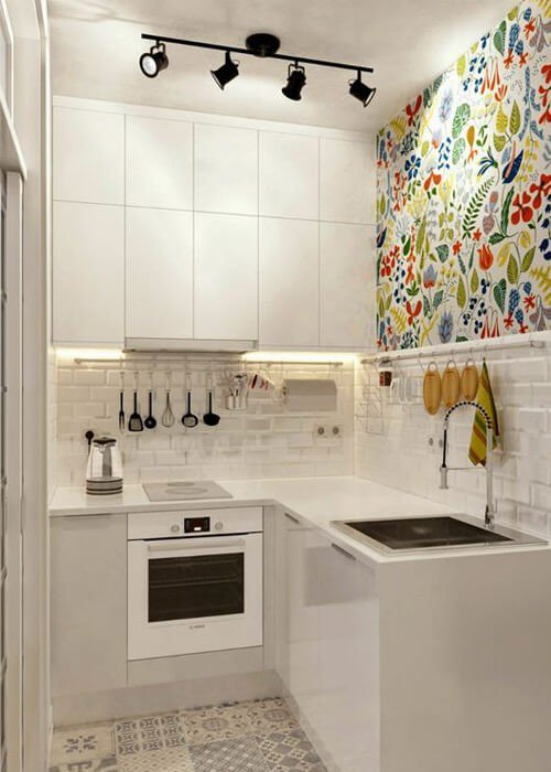 Decor Apartamento Pequeno Iluminação