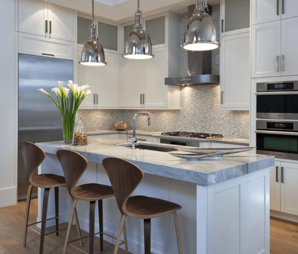 luminarias pendentes cozinha