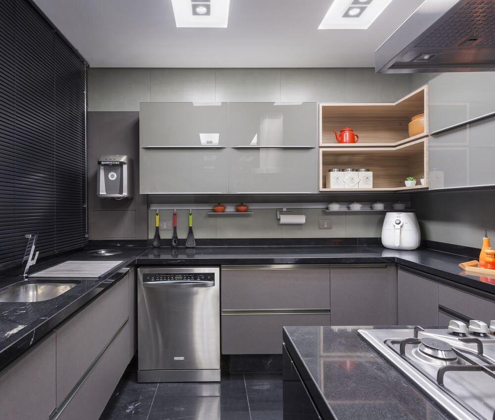 Cozinha Decoração Minimalista