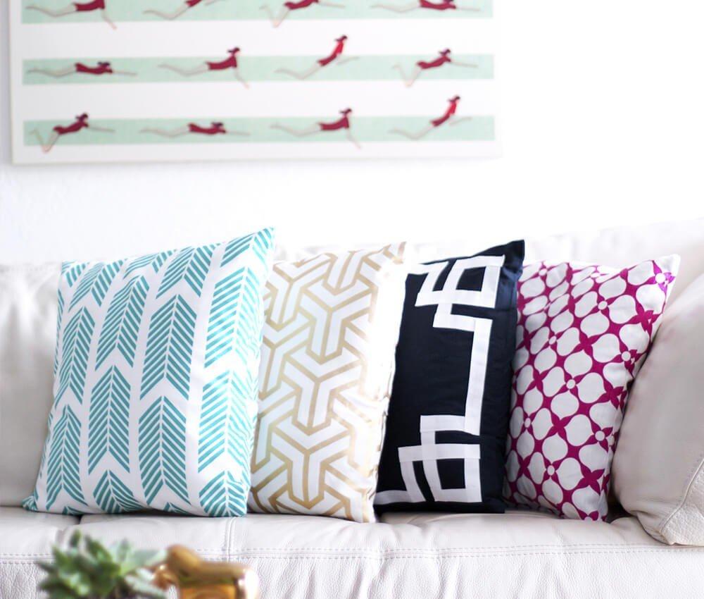Almofada Decorativa de Sofá