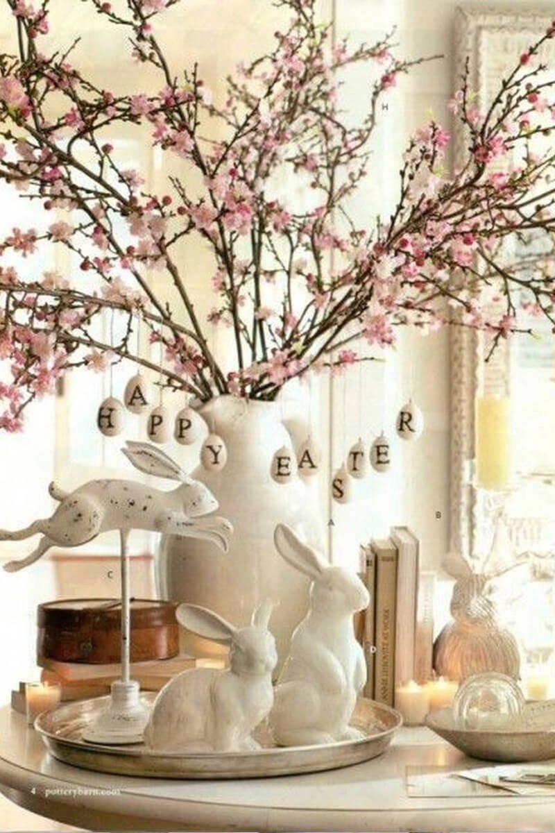 Árvore Páscoa Decorada