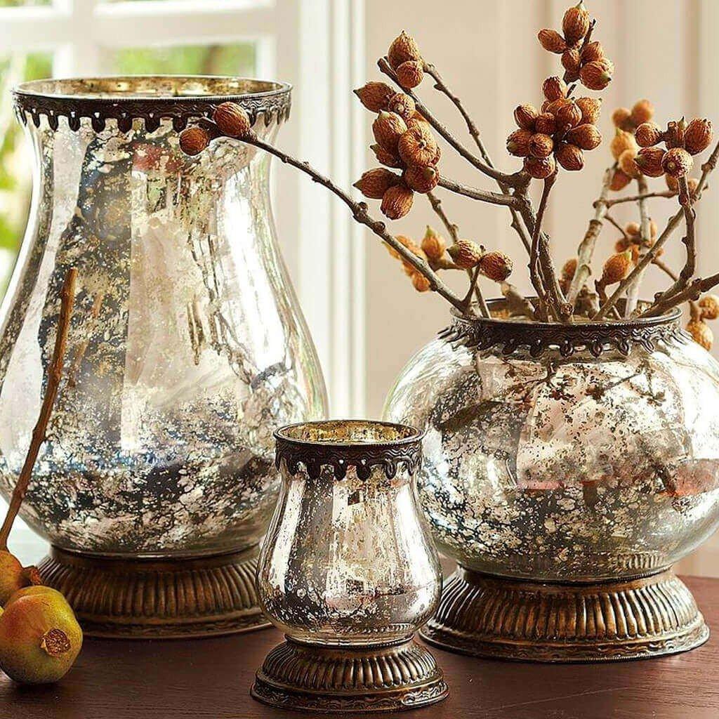 Conjunto Vasos Decorativos