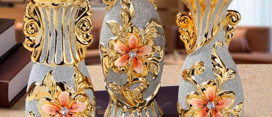 Como usar Vasos Decorativos?