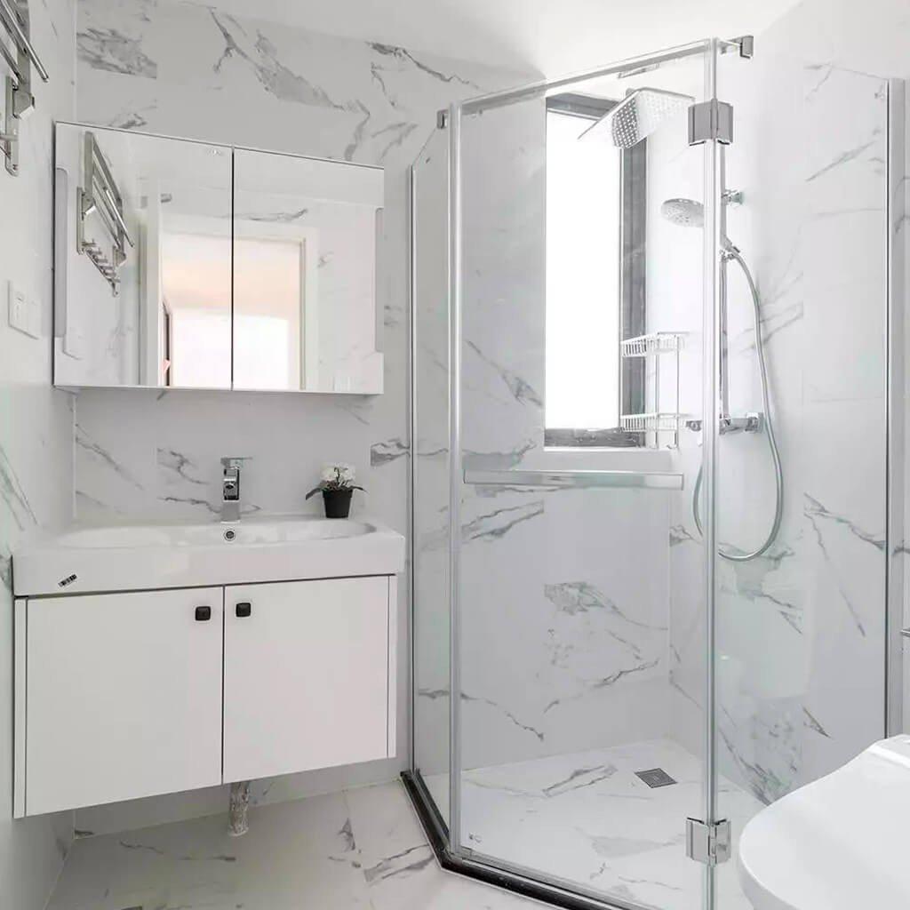 Banheiro Mármore Sivec