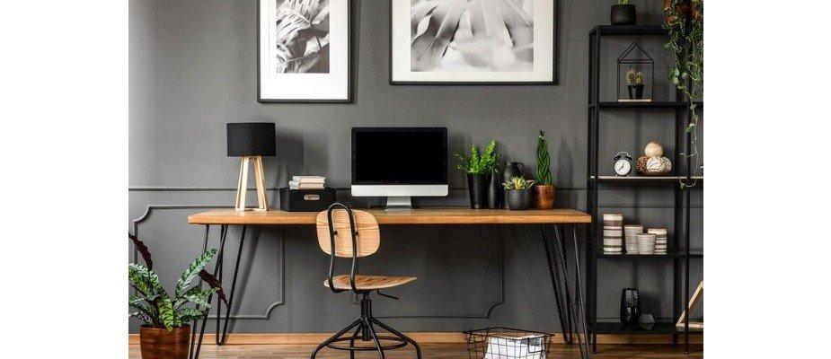 Home Office: Dicas para Ter seu Escritório em Casa + Fotos para Inspirar